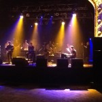 Sound check at Opera House