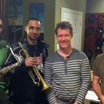 JD and the Horn section